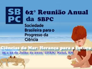 cartaz SBPC