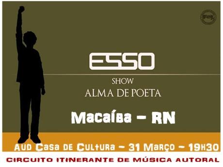 matriz p cartaz Macaíba